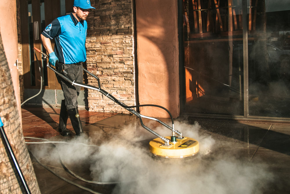concrete-cleaning gilbert-2