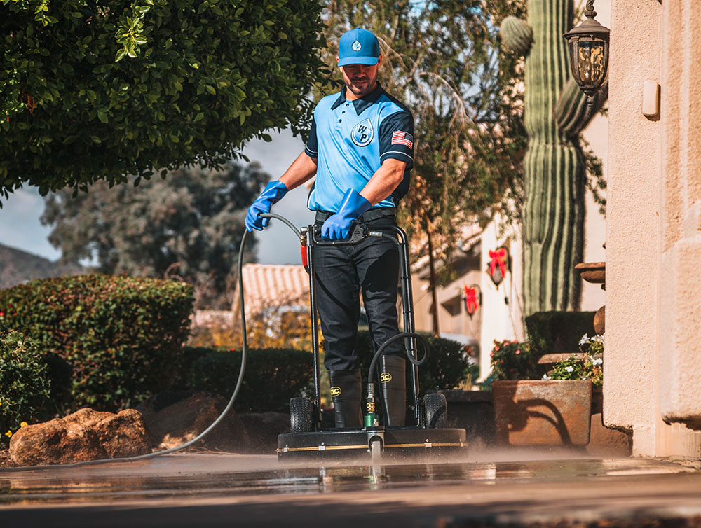 gilbert-concrete-cleaning